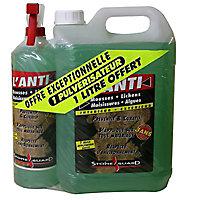 Anti mousse 5L + pulvérisateur 1L offert