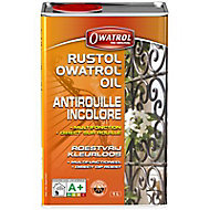 Antirouille incoolore Rustol Owatrol 1L