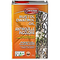 Antirouille incoolore Rustol Owatrol 1L