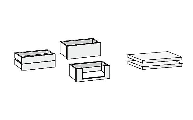 tape amnagez lintrieur de votre caisson with caisson darwin. Black Bedroom Furniture Sets. Home Design Ideas
