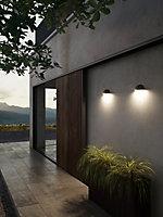 Applique extérieure Arcus Smart LED 440lm 2200K-6500K IP54 Nordlux Noir