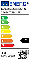 Applique extérieure LED Blooma Gulkana Up & Down anthracite IP44