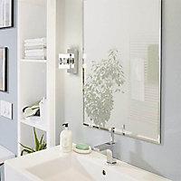 Applique salle de bain LED Colours Alimia chrome IP44