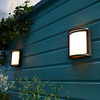 Applique samondra anthracite 12W LED