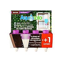 Aquasolo spécial jardinière, x 3 +1