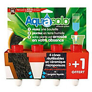 Aquasolo XL rouge 50cl, x 3 +1