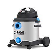 Aspirateur eau et poussière Mac Allister 30L