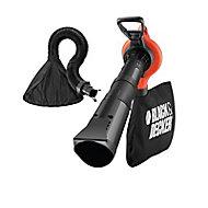 Aspirateur souffleur broyeur électrique Black & Decker GW3050 3000w