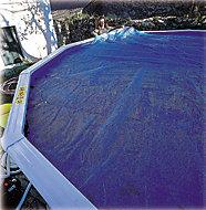 Bâche à bulles 180µ Gré pour piscines acier 6,10 x 3,75m