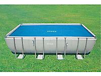 Bâche bulles piscine 5,49 x 2,74 m INTEX