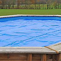 Bâche à bulles Sunbay pour piscine Lokka 5,51 x 3,31 m