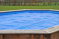 Bâche à bulles Sunbay pour piscine Malaga ø5,11 m