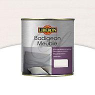 Badigeon meuble Liberon blanc coton mat 0,5L
