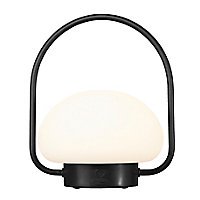 Balladeuse nomade Sponge TO GO LED 300lm IP65 Dimmable 3 positions Nordlux Noir