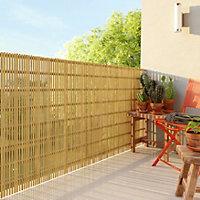 Bambou fendu 3 x h.1 m