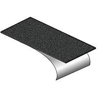 Bande adhésive antidérapante noir 25 mm x 5 m