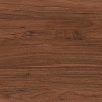 Bande de chant aspect bois foncé GoodHome Kala L. 300 cm x l. 40 mm