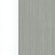Bande de chant effet verre blanc 38 mm x 4,20 m Cooke & Lewis (vendue à la pièce)