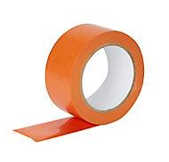 Bande de réparation PVC orange, 50mm x 33m