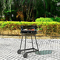 Barbecue charbon de bois Blooma Barren