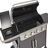 Barbecue gaz Blooma Barker 4 noir