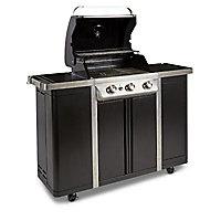 Barbecue à gaz Camden 350 noir
