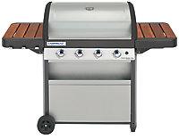 Barbecue à gaz Campingaz 4 Series Woody L Plus