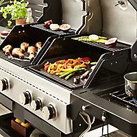 Barbecue gaz GoodHome Freestone 4.1