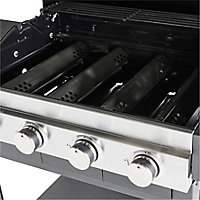 Barbecue gaz GoodHome Tippah 4.0