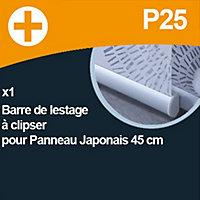 Barre de lestage Panneau japonais 45 cm