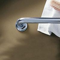 Barre de redressement en laiton chromé Godonnier 50 cm