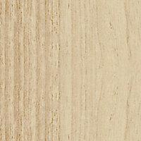 Barre de seuil en aluminium décor bois GoodHome 37x930mm DÉCOR195