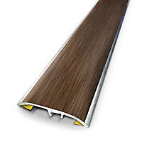 Barre de seuil universelle Cuivre Alu 3,7x83 cm