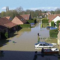 Barrière anti inondation Aquastop 180 x h.80 cm