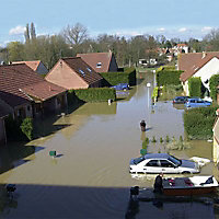 Barrière anti inondation Aquastop 250 x h.80 cm