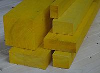 Bastaing traité 150 x 63 mm L.4 m