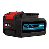 Batterie Erbauer 5Ah + chargeur