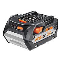 Batterie lithium-Ion 18V/5Ah AEG L1850R