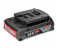 Batterie lithium-Ion Bosch bleu 18V - 2Ah