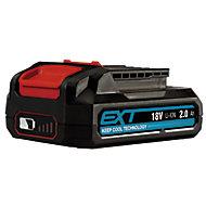 Batterie lithium-Ion Erbauer 18V - 2Ah