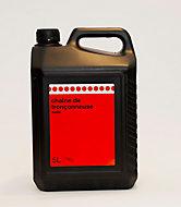 Bidon d'huile pour chaîne de tronçonneuse 5L