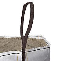 Big bag neutre chantier 1/3 m3