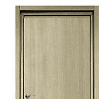 Bloc-porte Exmoor chêne H.204 x l.73 cm, poussant droit
