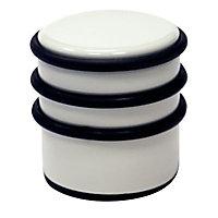 Bloque porte 1.2 kg Blanc laqué