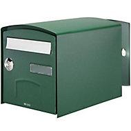 Boîte aux lettres 2 portes Decayeux Dôme Vert