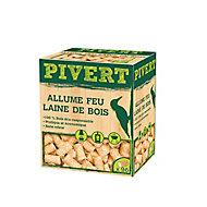 Boîte de 96 laines de bois Pivert