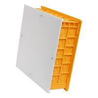 Boîte de dérivation pour comble et plafond Diall 245x245x85 mm