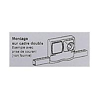 Boîte de dérivation / Sortie de câble appareillage saillie Legrand