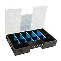Boîte de rangement Mac Allister 14 compartiments réglables