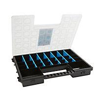 Boîte de rangement Mac Allister 27 compartiments réglables